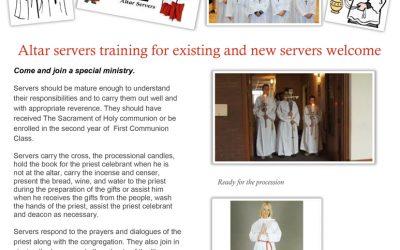 Alter Servers Training