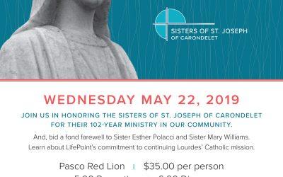 A Celebration of Lourdes Mission – Past, Present, & Future